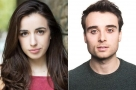 Molly Lynch & Oli Higginson are cast in the new production of The Last Five Years at Southwark Playhouse