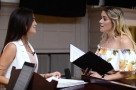 Watch: Besties Lucie Jones & Lauren Samuels performing 'Seize The Moment' from LMTO's forthcoming concert staging of Howard Goodall's Girlfriends