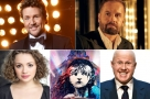 Les Misérables concert season at the Gielgud Theatre will star Michael Ball, Alfie Boe, Carrie Hope Fletcher & Matt Lucas