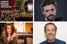 Michael Xavier & Lucie Jones join Robert Lindsay for LMTO's A Christmas Carol