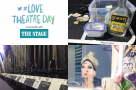 Get Social: Go backstage on #LoveTheatreDay in 10 tweets!