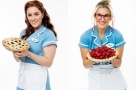 Waitress West End cast changes see Lucie Jones & Ashley Roberts playing the roles of Jenna & Dawn