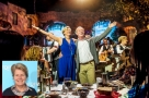 Super trouper: ABBA's Björn Ulvaeus brings Sandi Toksvig on board to adapt Mamma Mia! The Party