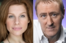 Nicholas Lyndhurst & Cassidy Janson join the cast of Man of La Mancha at the London Coliseum