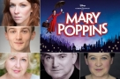Adult casting is confirmed for the new London production of Mary Poppins at the West End's Prince Edward Theatre