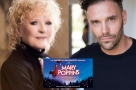 Petula Clark & Joseph Millson will play the Bird Woman and Mr Banks in the new West End production of Mary Poppins