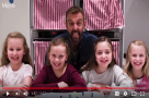 WATCH: Miss Trunchbull Craige Els bakes with new touring Matildas