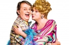 Comedian Paul Merton will be Wilbur to Michael Ball's Edna in the new West End musical of Hairspray