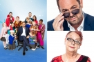 Heavens above: Danny Dyer & Jo Brand have been cast in the festive London run of Nativity! The Musical