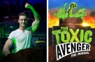 Meet the new 'Toxie' in town! Ben Irish takes over for The Toxic Avenger's final dates