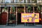 New adult musical comedy Tickle premieres at the King's Head in Oct