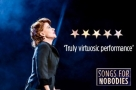 Counting down to Songs for Nobodies' West End debut: Watch Bernadette Robinson's tour de force performance