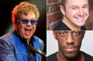 Elton John, Giles Terera & Stephen Mear are named in the New Year Honours list