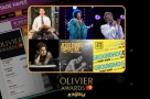 Groundhog Day, Dreamgirls & School of Rock win at #OlivierAwards