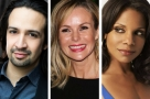 Lin-Manuel, Audra & Amanda: Final #OlivierAwards presenters announced
