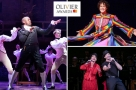 Just look at the Olivier Awards line-up: Hamilton opens the show, plus there's Chita Rivera and a Joseph tribute!