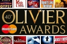 #OliviersAwards: A reminder of the full shortlists + announcement video