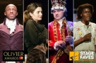 Hamilton wins seven Olivier Awards, Girl From the Country & Follies nab two apiece