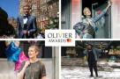 In the driving seat: Catch up with all your favourite nominees in the #OlivierAwards' new Facebook series