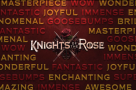 Join Faves founder Terri for The Knights of the Rose post-show Q&A on 26 July