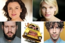 Lovely Jubbly: Dianne Pilkington, Pippa Duffy, Jeff Nicholson & Peter Baker are joining the Trotters in the West End production of Only Fools & Horses Musical