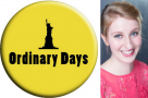 Interview: StageFaves in Edinburgh... Ordinary Days in #EdFringe