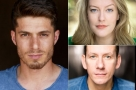 Cast changes are announced for the West End cast of The Phantom of the Opera with Josh Piterman playing the title role
