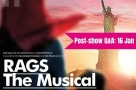 Post-show Q&A: Join Faves founder Terri on 16 Jan for Stephen Schwartz's RAGS The Musical