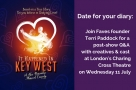 To-die-for post-show extra! Join Faves founder Terri Paddock at It Happened in Key West on 11 July