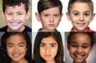 The children's cast is announced for the West End production of The Prince of Egypt