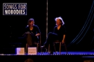 Bernadette Robinson shows us her Shirley Bassey: Watch Terri's Songs for Nobodies post-show Q&A... with Perry O'Bree