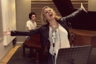 Brave at heart: Watch Heathers The Musical star Rebecca Lock sing Nick Butcher's new song 'Alive'