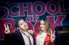 WATCH: Melanie C spices up School of Rock with surprise visit
