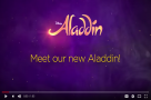 WATCH: Your new Aladdin Matthew Croke meets his co-stars for the first time