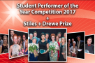Performer finalists have been announced for West End Gala of Stephen Sondheim Society Performer of the year & Stiles and Drewe Prize