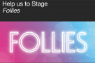 The National Theatre want you...to help them to stage Follies