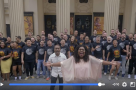WATCH: The Lion King team up with London Gay Men's Chorus in celebration of Pride