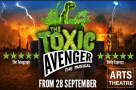 Edinburgh and West End casting announced for Toxic Avenger
