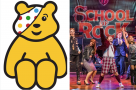 School Of Rock will host this November's BBC Children In Need Gala