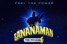 Is it a bird? Is it a plane? No, it's Bananaman!
