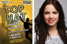 Joanne Clifton heads to Upstair at the Gatehouse for Top Hat's fringe premiere