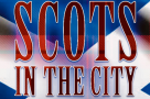 Bring on the bagpipes! Shona White and Kieran Brown present - Scots in the City