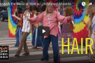 WATCH: Lin Manuel Miranda joins James Corden for Hair The Crosswalk Musical