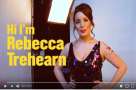 WATCH: If her friends could see her now… they would spot Rebecca Trehearn transformed as Sweet Charity