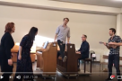 WATCH: A look into rehearsals for the tour of A Spoonful Of Sherman
