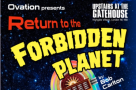 Sci-fi musical classic Return to the Forbidden Planet returns to London