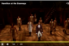"""#StageFavesSongOfTheWeek - The cast of Hamilton perform """"Alexander Hamilton"""" on the 2016 Grammys. Who's excited for their Oliviers rendition?!"""