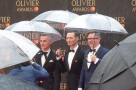 #StageFaves buddy & big theatre fan shares his Olivier Awards red carpet photos