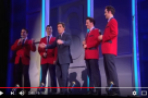WATCH: #PalladiumPicks... the cast of Jersey Boys are joined by... Rob Brydon!?