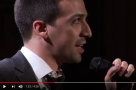 WATCH: Back where it all began - Lin-Manuel Miranda debuts Hamilton at the White House in 2009 #HamiltonHumpDay